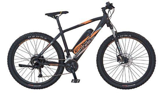 Prophete Graveler e 9.4 27,5 Mountain E Bike mit Shimano Ausstattung und 250Watt Motor für 999€ (statt 1.399€)