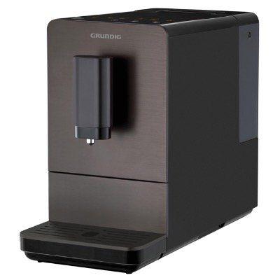 Grundig KVA4830 Kaffeevollautomat mit Touch-Display und Kegelmahlwerk in Schwarz für 229€ (statt 255€)