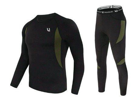 Uniquebella Herren Thermounterwäsche Set aus Unterhemd und Unterhose für 11,99€ (statt 24€)   Prime