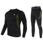 Uniquebella Herren-Thermounterwäsche Set aus Unterhemd und Unterhose für 11,99€ (statt 24€) – Prime