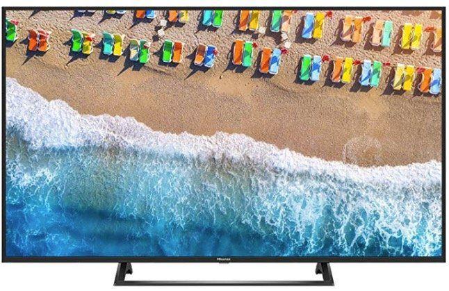 Hisense H65BE7200   65 Zoll UHD smart TV für 479€ (statt 569€)