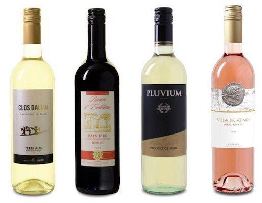 Weinvorteil: 6 Flaschen Wein geschenkt (ab 70€) + keine Versandkosten   24 Flaschen nur 71,84€