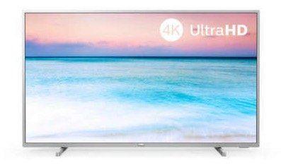 Philips 65 Zoll UltraHD Fernseher 65PUS6554 ohne Ambilight für 599,90€ (statt 639€)