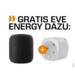 Apple HomePod Smart-Speaker inkl. EVE Energy Steckdose für 309€ (statt 333€)