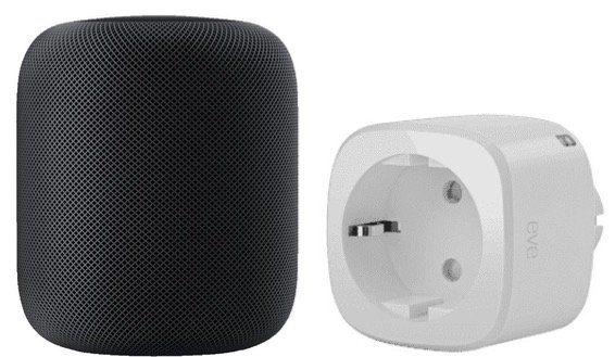 Apple HomePod Smart Speaker inkl. EVE Energy Steckdose für 309€ (statt 333€)