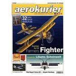 12 Ausgaben AeroKurier Flug-Magazin für 78€ + 60€ Gutschein