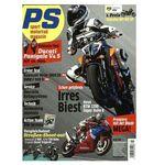 """12 Ausgaben """"PS"""" Sport Motorrad Magazin für 65€ + 60€ Gutschein"""