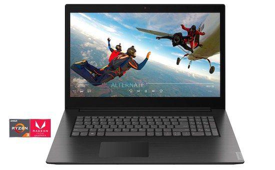 Lenovo L340 17API   17 Zoll Full HD Notebook mit 256GB für 335,99€(statt 443€)