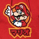 Super Mario Hoodie + T-Shirt für 24,48€ (statt 47€)