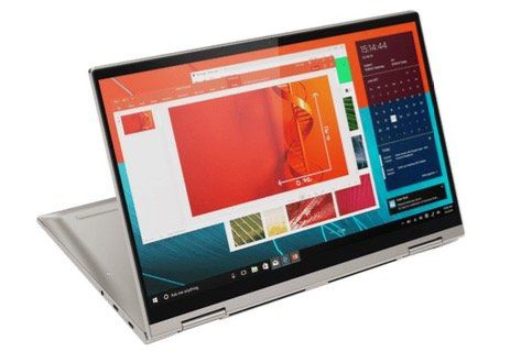 Lenovo Yoga C740 2in1 14 FullHD Convertible (IPS, Core i5, 8GB/512GBSSD, Win10) für 799€ (statt 1.005€)