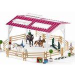 Schleich Reitschule mit Reiterinnen und Pferden (42389) für 29,66€ (statt 39€)