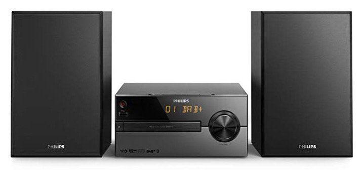 Philips BTB2515 Mini Stereoanlage mit DAB+/UKW + Bluetooth für 98€ (statt 130€)