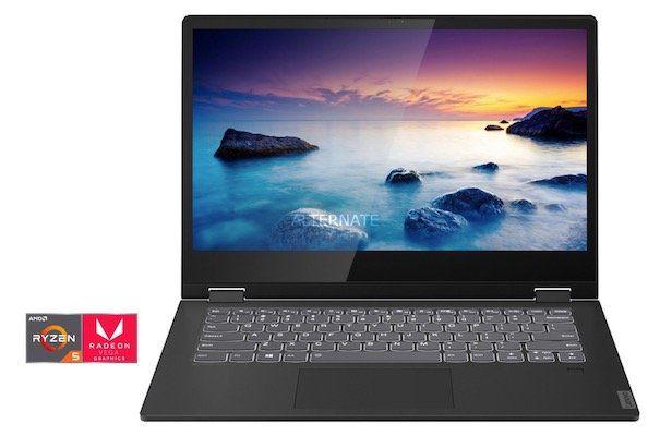 Lenovo C340 14API   14 Zoll Touch Notebook mit Ryzen 5 + 512GB SSD für 545,99€ (statt 697€)