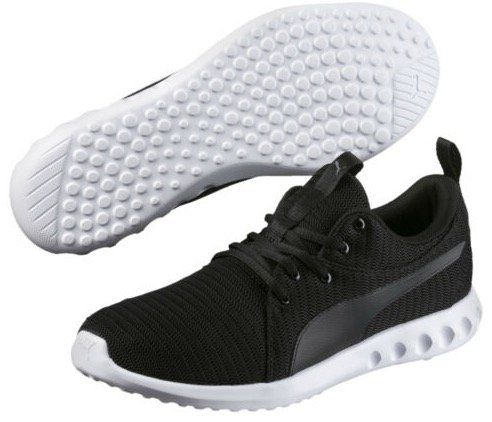 Puma Carson 2 MultiKnit Herren Sneaker 3 Farben für 20,93€ (statt 40€)