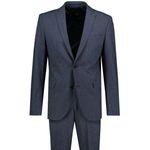 Vorbei! s.Oliver Herren Anzug s.Opuro Slim Fit für 62,93€