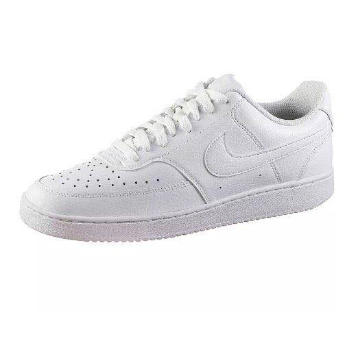 Nike Court Vision Low Herren Sneaker in Weiß für 39,11€