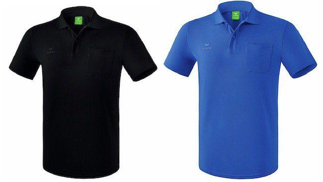 Erima Casual Basic Herren Poloshirt bis 4XL für 9,50€ (statt 21€)