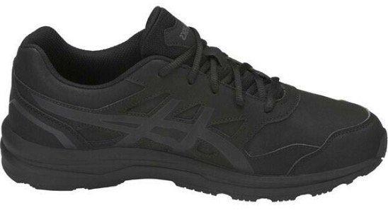 Asics GEL Mission 3 Herren Sneaker in Schwarz für 29,75€ (statt 46€)   Restgrößen