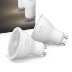 4er Pack Philips Hue White GU10 Bluetooth Leuchten für 48€ (statt 58€)