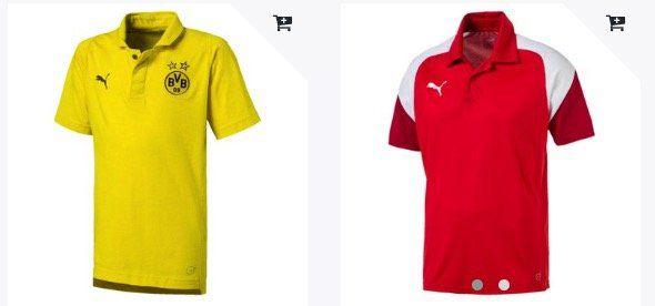 70% Rabatt auf alle Poloshirts bei Sportschnäppchen   z.B. Puma Esito 4 für 8,23€