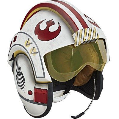 Hasbro Star Wars The Black Series Luke Skywalker Battle Helm für 79,91€ (statt 121€)
