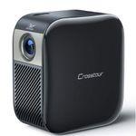 Crosstour Mini-Beamer s100 bis zu FullHD 1080P und 3000mAh Akku für 129,99€ (statt 200€)