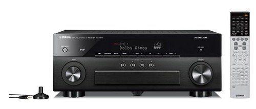 Yamaha RX A 870 7.2 AV Receiver mit Dolby Atmos und DTS:X in Schwarz für 636,99€ (statt 800€)