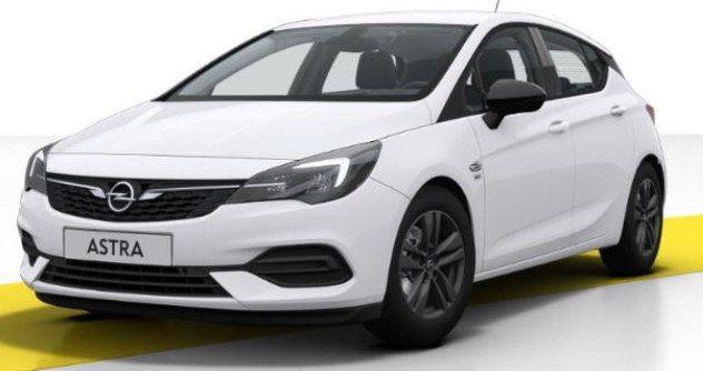 Gewerbe: Opel Astra Sondermodell 2020 mit 1,2 Liter und 110PS inkl. Opel Flat für 79€ inkl. MwSt.   LF 0,52