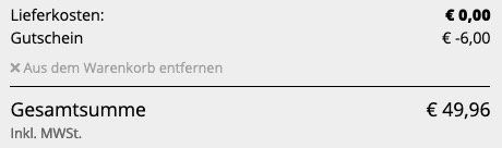 Nike Trainingsschuh Air Max Alpha Trainer II in Schwarz Grau für 49,95€ (statt 59€)