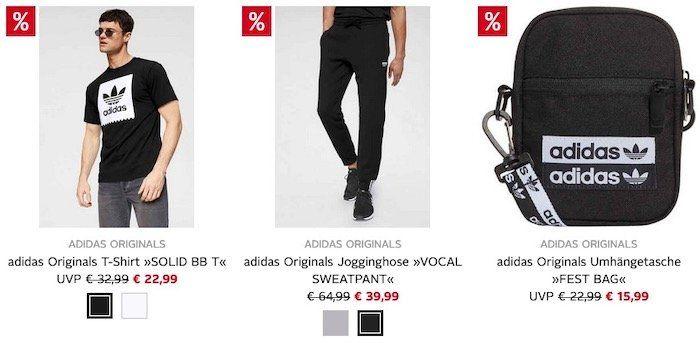 20% auf adidas Originals bei OTTO + auch auf Sale   z.B. Umhängetasche für 12,79€