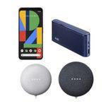 Google Pixel 4 64GB + 2x Google Nest Mini + AKG S30 für 499€ (statt 562€)
