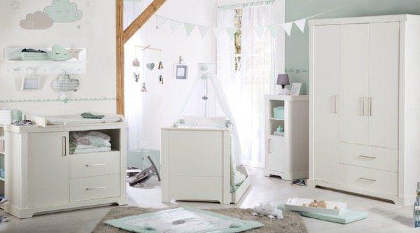 roba Maxi Kinderzimmer (Bett, Kommode, Schrank) für 700€ (statt 889€)