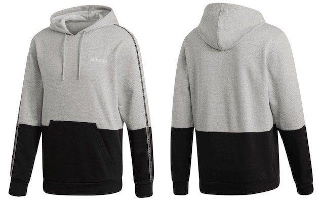adidas Celebrate 90s Colorblock Fleece Kapuzensweater für 27,95€ (statt 57€)