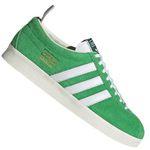 adidas Originals Gazelle Vintage Wildleder-Sneaker in Grün für 83,96€ (statt 120€)