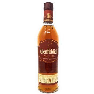 Ausverkauft! Glenfiddich Single Malt Scotch Whisky 15 Jahre Solera 40% (0,7 Liter) für 29,99€ (statt 36€)