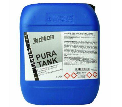 5 Liter Yachticon Pura Tank Trinkwassersystem Reiniger (für bis 1.600 Liter) für 48,23€ (statt 65€)