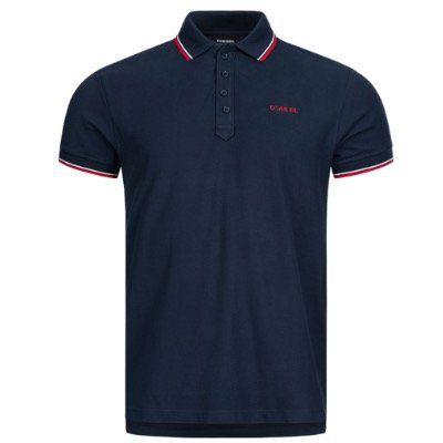 Diesel Herren Polo-Shirt Sale bei SportSpar – z.B. Diesel T-Randy Broken für 31€ (statt 60€) oder Shirts für 19,99€