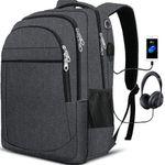 Purebox Laptop-Rucksack 45 Liter bis 17,3 Zoll mit RFID-Tasche und USB für 13,99€ (statt 26€)