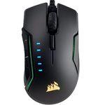 Corsair Optische Gaming Maus Glaive RGB 16.000dpi für 34,73€ (statt 67€)