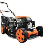 Fuxtec FX-RM4646ECO Benzin Rasenmäher mit 46cm Breite für 99,90€(statt 152€)