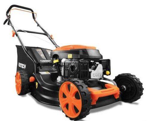 Fuxtec FX RM4646ECO Benzin Rasenmäher mit 46cm Breite für 152,15€(statt 178€)