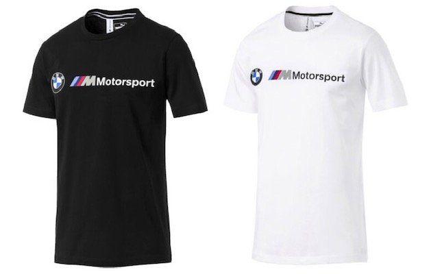Puma BMW M Motorsport Logo Herren T Shirt für 14,90 (statt 30€)