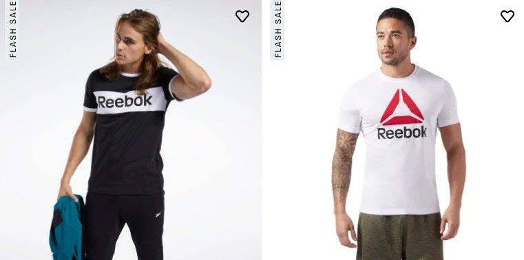 Reebok mit fetten 65% Rabatt im Sale + keine VSK ab 25€ + 20% Extra Rabatt