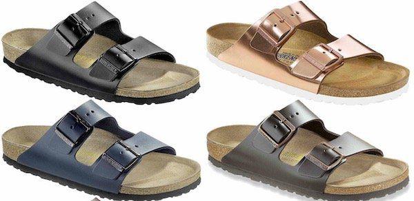 Birkenstock Arizona Unisex Sandalen für 36,33€ (statt 49€)   Restgrößen