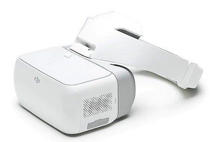 DJI Goggles FPV Brille (Drohnensteuerung via Kopfbewegung) für 298,57€ (statt 387€)