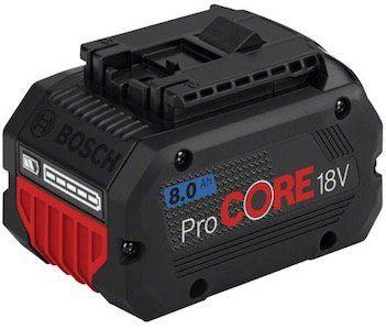 Ausverkauft! Bosch Professional 18V 8,0Ah Procore Akku für 88,19€(statt 98€)