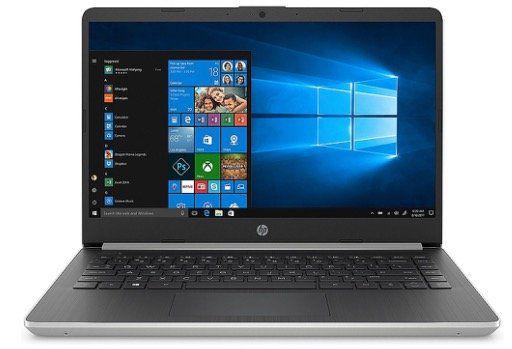 HP 14 Full HD Notebook (Core i3, 8GB/256GB SSD, Win10) für 399€ (statt 505€)