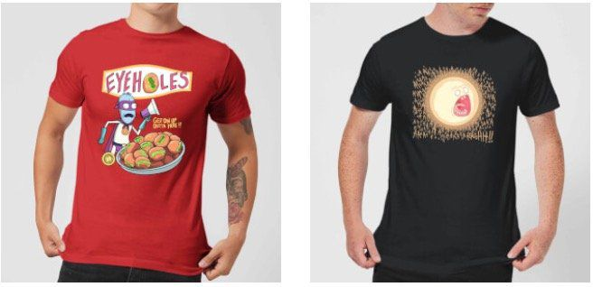 Rick & Morty T Shirt + Tasse für 9,99€ (statt 25€)