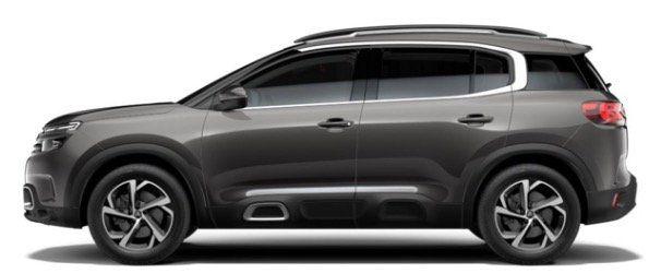 Gewerbe: Citroën C5 Aircross PureTech 180 im Full Service Leasing mit 133PS für 99€ zzgl. MwSt.   LF 0,34