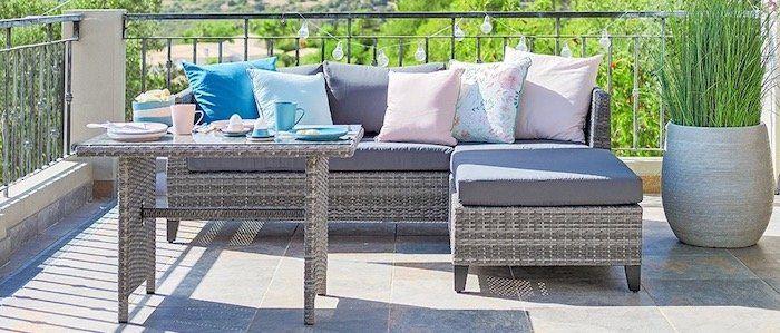 15% Extra Rabatt auf das Garten Sortiment bei Moemax   z.B. Loungemöbel oder Gartentische und  Stühle